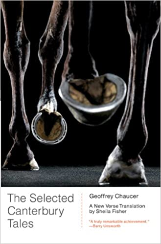 The selected canterbury tales a new verse translation kindle the selected canterbury tales a new verse translation kindle edition by geoffrey chaucer sheila fisher religion spirituality kindle ebooks fandeluxe Gallery
