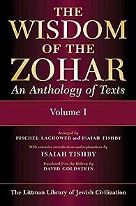 The Wisdom of the Zohar par Isaiah Tishby