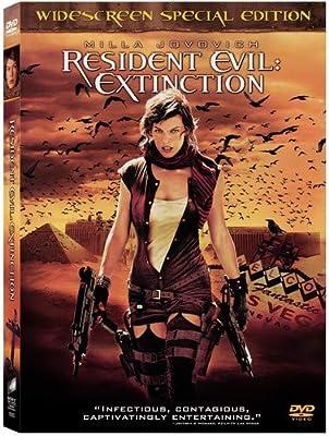Resident Evil: Extinction [Reino Unido] [DVD]: Amazon.es: Cine y ...