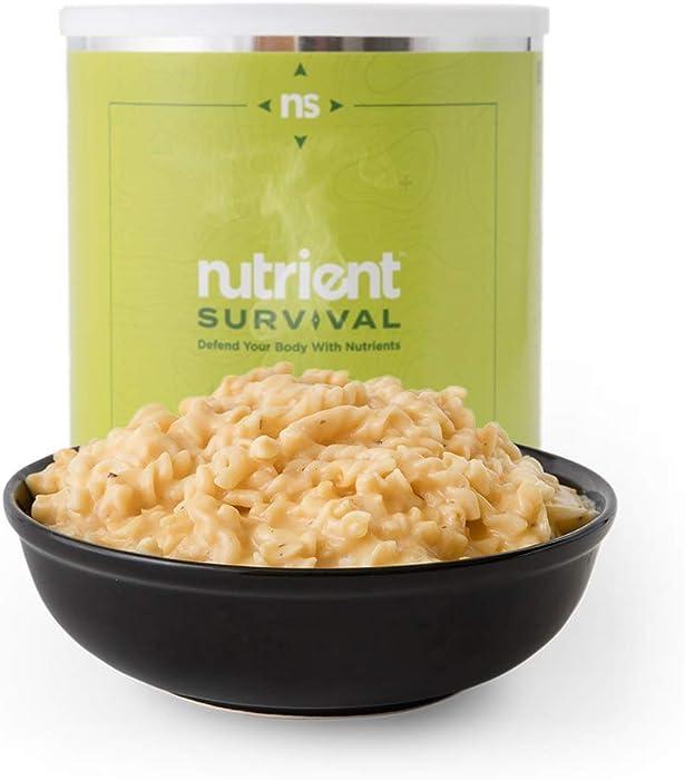Top 9 Nonperishable Survival Food