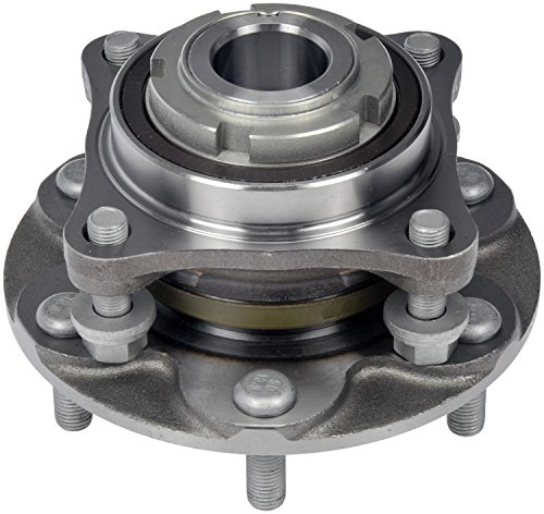 - Dorman 950-004 Pre-Pressed Hub Assembly Front for Select Toyota Models