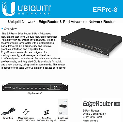 Ubiquiti Edgerouter Pro