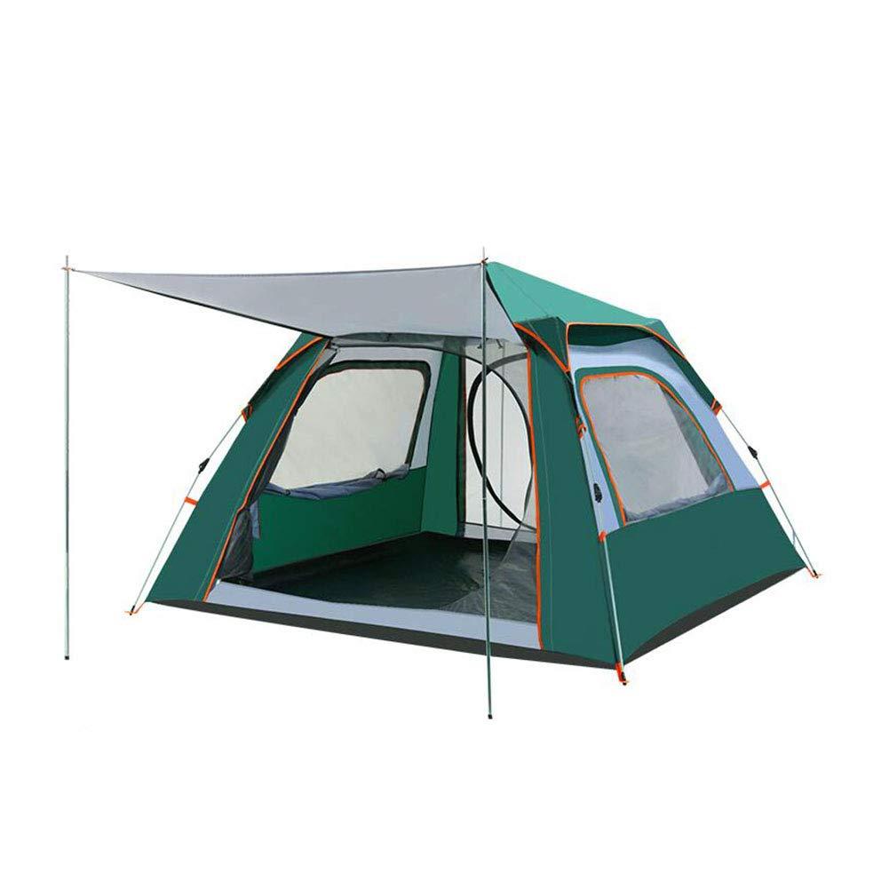 Dall zelte Zelte Großes Zelt Draussen 3-4 Personen Automatische Pop-up-Zelt Sport Camping Wandern Reisezelt