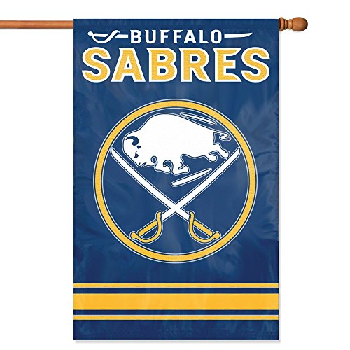 Party Animal Buffalo Sabres Banner NHL - Sabres Flag Buffalo