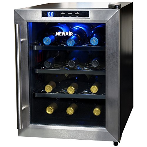 NewAir AW 121E Bottle Thermoelectric Cooler product image