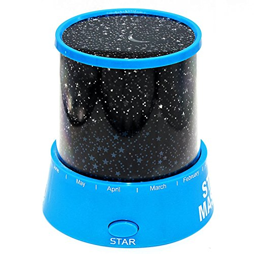 Romantic Star light LED Starry Night Sky Projector Lamp Cosmos Master Kids - Reading Glass China Outlet And