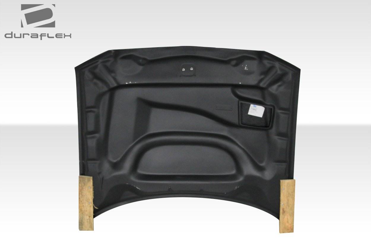 Duraflex ED-GMF-692 SRT 2 Hood Compatible For Dodge Charger 2011-2014 1 Piece Body Kit