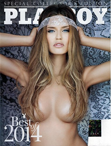 PLAYBOY SPECIAL-BEST OF 2014 PLAYMATES- COLLECTORS EDITION!