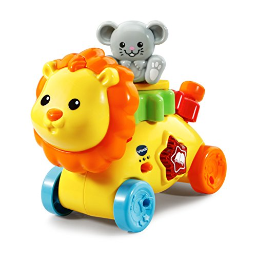 VTech Gearzooz Gearbuddies Lion & Mouse Only $6.49