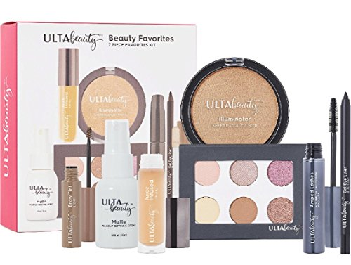 Ulta Beauty Favorites Kit 7 Piece Set With 5 Full Size Products