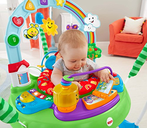 Fisher-Price Jumperoo: Laugh & Learn