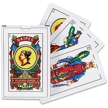 Naipes Spanish Playing Cards