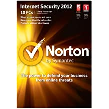 Norton Internet Security 2012 Small Office Pack - Subsc