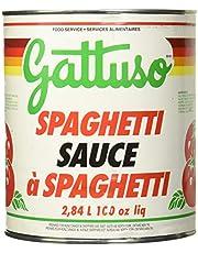 Gattuso Spaghetti Sauce, 2.84L Can
