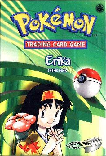 Gym Deck (Erika Gym Heroes Theme Deck [Toy])