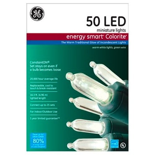 Ge Led Miniature Lights in Florida - 1