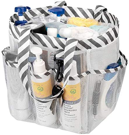 SANNO Portable Toiletry Organizer Compartments product image