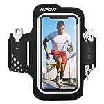 Mpow-Fascia-da-Braccio-Portacellulare-per-Correre-Sweatproof-Porta-Cellulare-Braccio-per-iPhone-11-Pro11XRXSX87-Galaxy-S9S8S7-con-Tasca-per-Chiave-e-per-Carte-Per-47-62