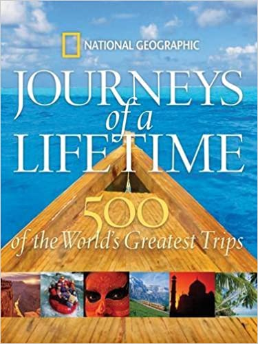 Image result for journeys of a lifetime 500 of the world's greatest trips