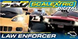 Scalextric Digital Law Enforcer Race Set, 1:32-Scale