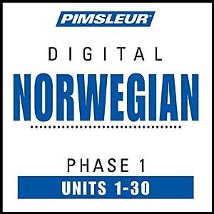 Norwegian Phase 1, Units 1-30 Speech
