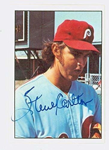 Steve Carlton AUTOGRAPH 1975 SSPC Philadelphia - Carlton Autograph Steve