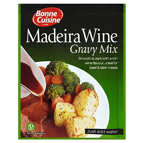 Crosse & Blackwell Bonne Cuisine Madeira Wine Gravy Mix (30g) - Pack of 2