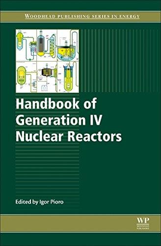Handbook of Generation IV Nuclear Reactors (Woodhead Publishing Series in -