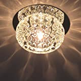 LightInTheBox Modern Crystal New Style Ceiling Lamp, Modern Home Ceiling Light Fixture Flush Mount, Pendant Light Chandeliers Lighting