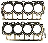 (2) MAHLE MLS Head Gaskets Left & Right for Ford Super Duty 6.7 6.7L Powerstroke Diesel 2011-14 (Left & Right Gasket)
