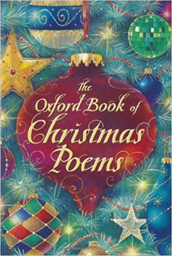 Christmas Poems.The Oxford Book Of Christmas Poems Amazon Co Uk Michael
