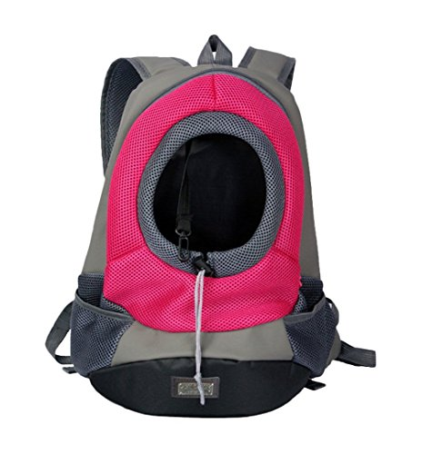 Hii-Yo Pet Front Carrier Dog Cat Carrier Portable Outdoor Travel Breathable - Locations Bass Stores