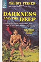 Darkness and the Deep (Testament of Man, Volume 4) Mass Market Paperback