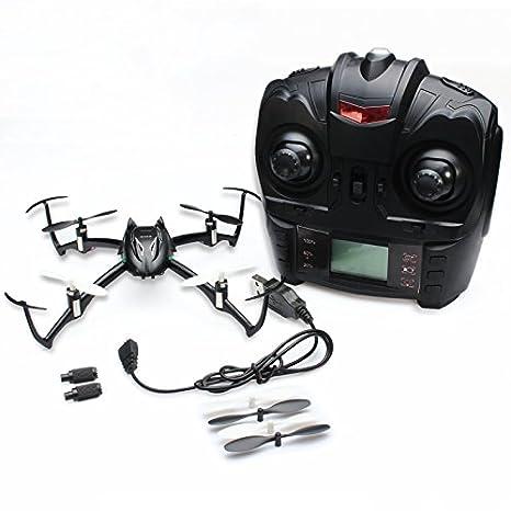 MINI DRON SPIDER CASI IRROMPIBLE. IDEAL PARA INTERIOR.: Amazon.es ...