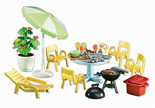 Playmobil Add-On Series - Patio Furniture (Patio Furniture Stores)