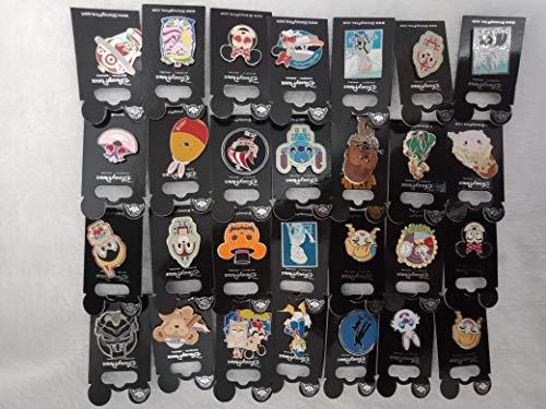 Disney Trading PIN Lot (15) No Doubles - Official - Disney Pins