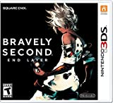 Video Games : Bravely Second: End Layer - Nintendo 3DS