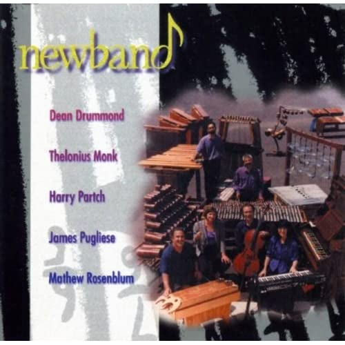 """Newband: """"Microtonal Works Volume 2"""" - Music By Partch, Pugliese, Drummond, Rosenblum And Thelonious Monk"""