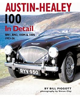 Other Car & Truck Manuals & Literature Austin Healey 100-4 Factory ...
