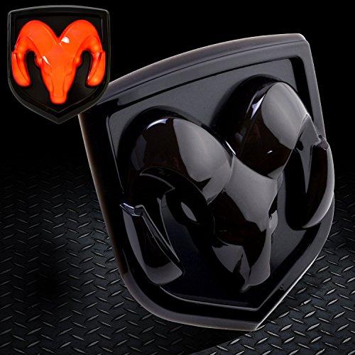 Ram Led Lighted Vehicle Emblem