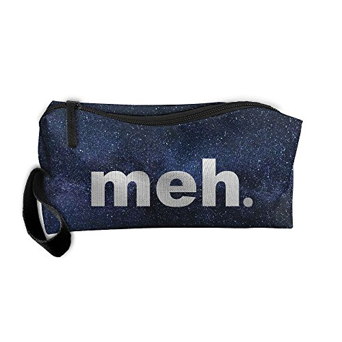 Meh Beauty Women Cosmetic Bags Portable Travel Toiletry Pouch Makeup Organizer With Zipper
