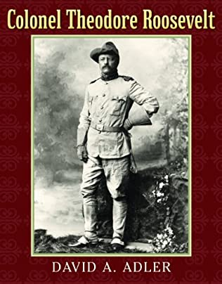 book cover of Colonel Theodore Roosevelt