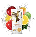 LemonKind SUPER DETOX ME Vibrance Cleanse Juice - Mango Peppermint Green Tea,12 ounce (Pack of 10)
