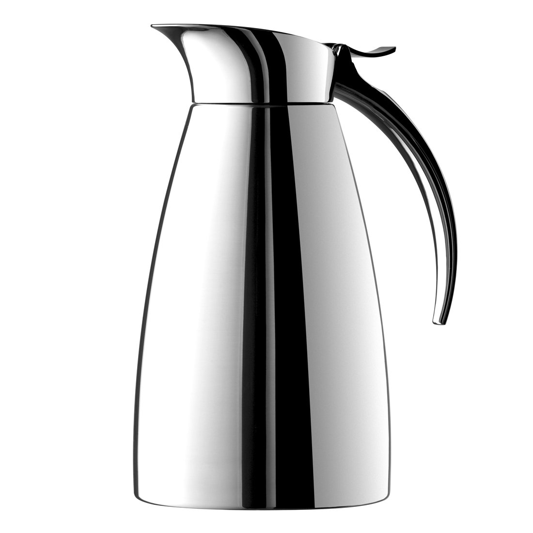 Emsa Eleganza Stainless Steel Insulated Carafe, 20-Ounce