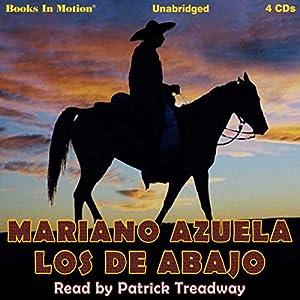 Los De Abajo [The Underdogs] Audiobook