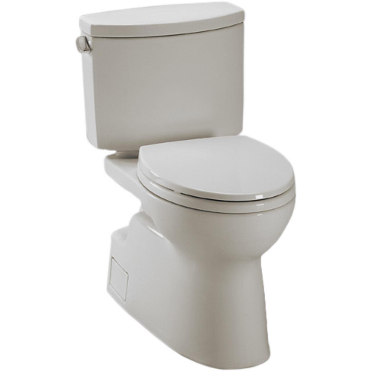 Toto CST474CEFGNo.11 Vespin II Two-Piece High-Efficiency Toilet ...