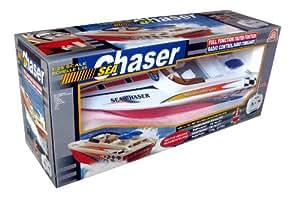 """Golden Bright 9303  """"Sea Chaser"""" - Barco con radio control remoto (escala 1:25) [Importado de Alemania]"""