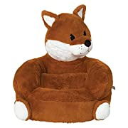 Trend Lab Children's Plush Chair, Fox