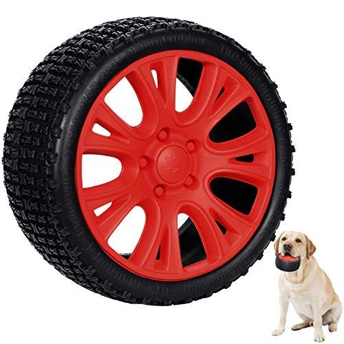 G.C Hundespielzeug unzerstörbar Große Hunde, Kauspielzeug Hund für Aggressive Kauer, interaktives Naturkautschuk…