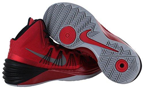 Nike Hyperdunk 2013 Herren Rosa Maschenweite Basketball Schuhe Neu